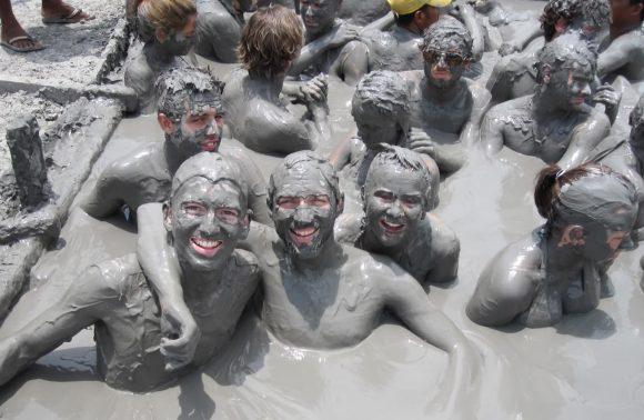 Dalyan Mud Bath Turtle Beach