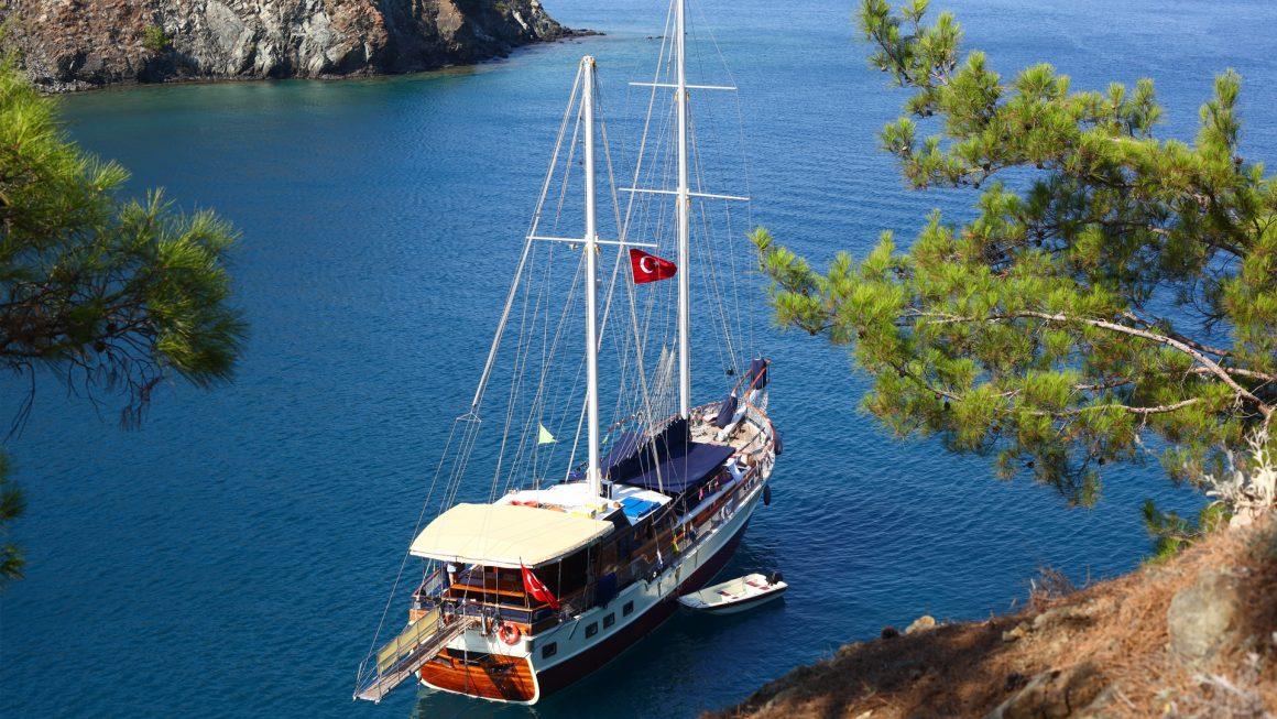 Blue Cruise 4 Days – 3 Nights