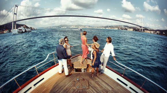 Dolmabahçe Palace & Bosphorus Cruise