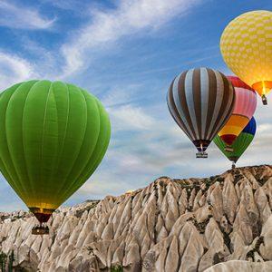 Hot-Air Balloon Ride-Cappadocia