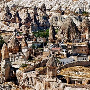 The Backpacking Hub of Cappadocia