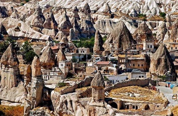 The Backpacking Hub of Cappadocia