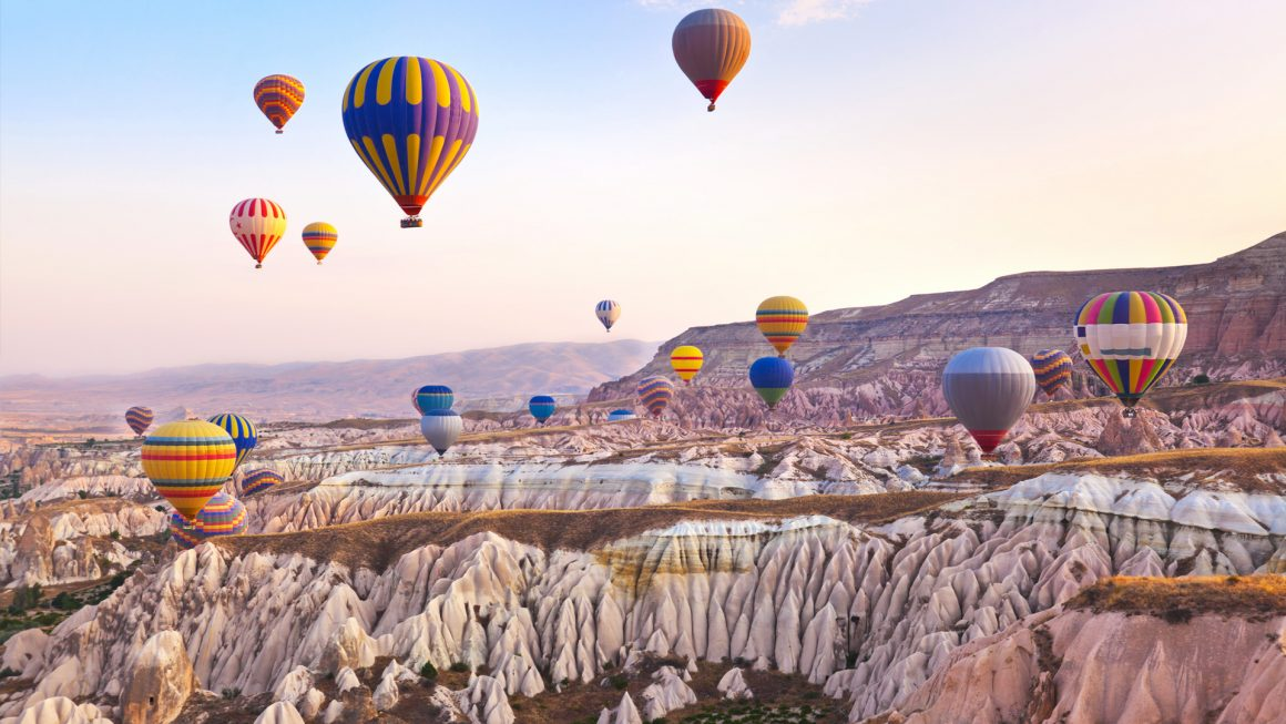 2-Days/1-Night Cappadocia from Istanbul by Plane
