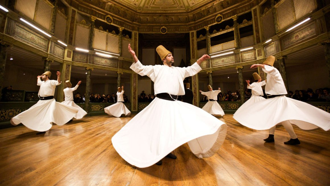 Mevlana Rumi – The Whirling Dervishes