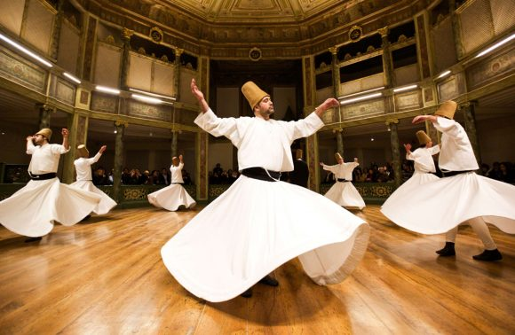 Cappadocia Whirling Dervishes
