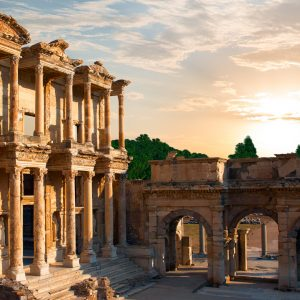 Daily Ephesus&Virgin Mary by Flight