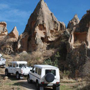 Off-Road Tour in Cappadocia