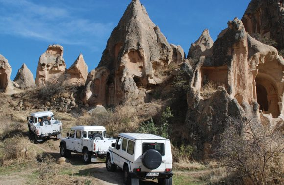 Off-Road Tour in Cappadocia