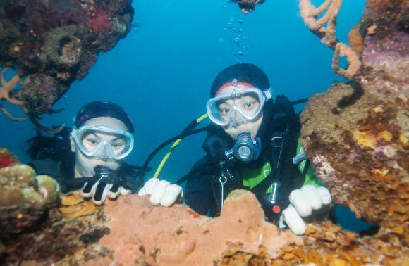 Diving in Antalya – Kemer