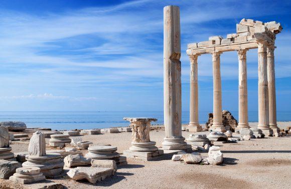 Perge & Aspendos Tour-Antalya