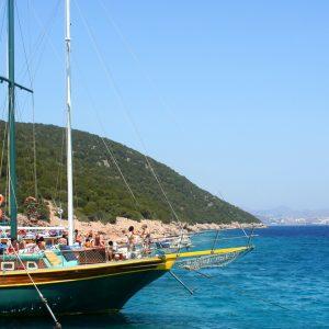 Daily Boat Tour-Kusadasi